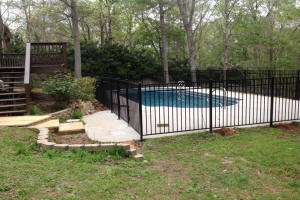 Aluminum Fence Columbia SC from a proffesional Aluminum Fence Contractor Columbia SC